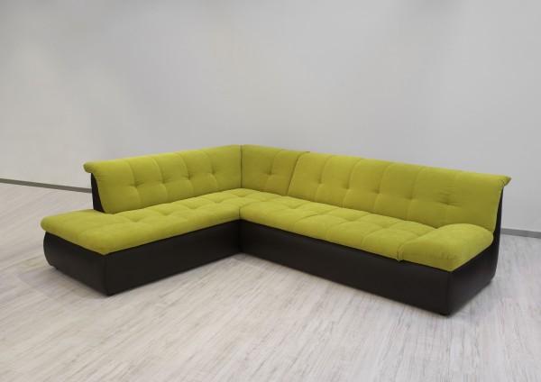Wohnzimmer Couchgarnitur ALABAMA Ottomane