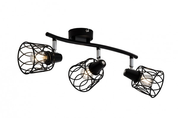 Nino LED Spotleuchte - WIRE 3Flg Serie
