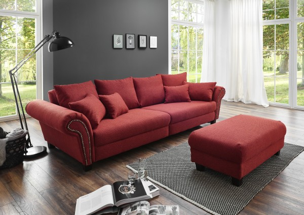 m bel haus 24 wohnzimmer couchgarnitur big sofa sheffield m belhaus 24 online m bel kaufen. Black Bedroom Furniture Sets. Home Design Ideas