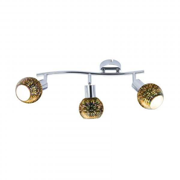 Nino LED Spotleuchte - FIREWORK 3 Flg Serie